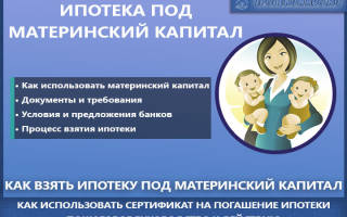 Можно ли взять ипотеку на родителей с использованием маткапитала?