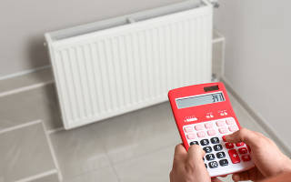Как начисляется оплата за отопление квартиры?