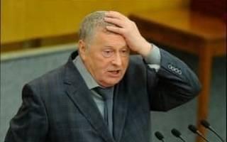 Жириновский владимир вольфович электронная приемная
