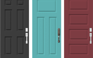 Замена входной двери, если не отвечает требованиям