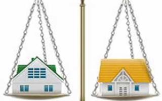 Существенные условия договора мены недвижимости